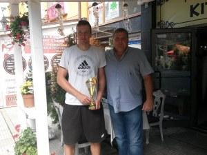 Васил Врачев: Искаме да превърнем Пловдив в баскетболен център на България