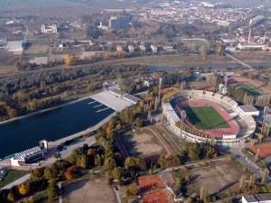 Най-големият стадион у нас е в Пловдив ВИДЕО с ДРОН