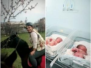 Починалата родилка - със смазани ребра и синини, бебето ѝ - в тежко състояние ВИДЕО