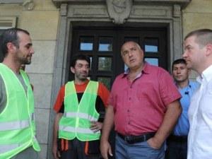 "Борисов обеща: Ще помогнем на клиентите на ""Олимпик"""