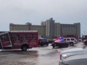 """Инцидент на концерт на """"Бекстрийт бойс""""! Срути се сграда, поне 14 са пострадали СНИМКИ и ВИДЕО"""