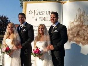 Тези две двойки младоженци са напълно еднакви СНИМКИ