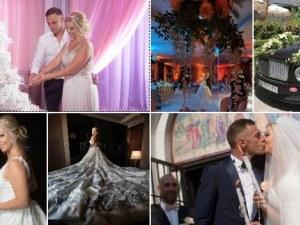 Сватба като от сънищата вдигнаха Мария Атанасова и Грозю Ботев СНИМКИ