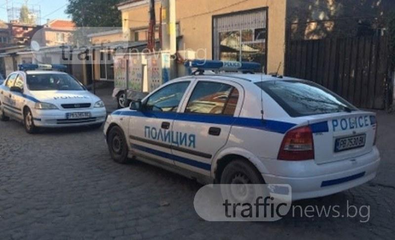 20 души оградиха патрулки в Пазарджик, опитаха се да осуетят проверка