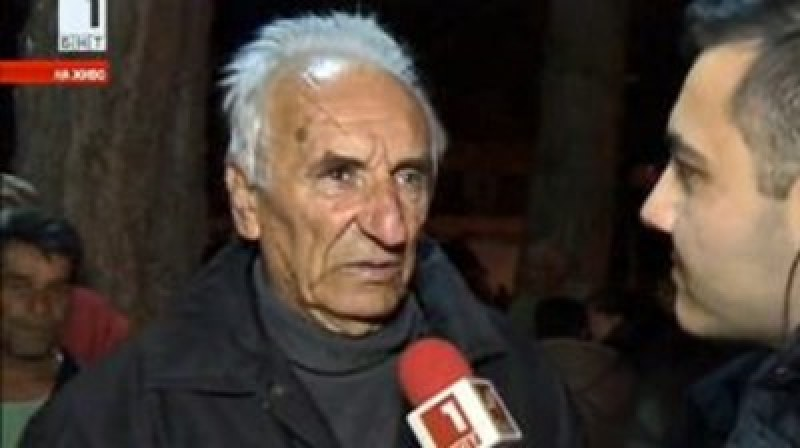 Бащата на президента Румен Радев блъснал инвалид ВИДЕО