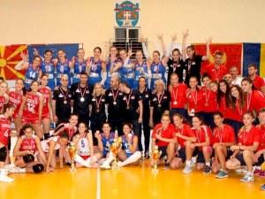 Четири маричанки с бронз от Балканиадата по волейбол