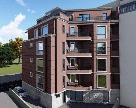 Модерна визия и уют: Издигат луксозна жилищна сграда в идеалния център на Пловдив СНИМКИ