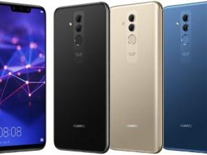 Huawei Mate 20 Lite дебютира, ето какви са първите впечатления от него