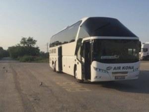 Кошмарна нощ за 54 българи в Унгрия след авария на автобуса, с който са пътували СНИМКИ