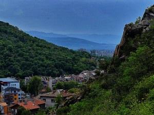 Бунарджика - второто по височина тепе в Пловдив СНИМКИ