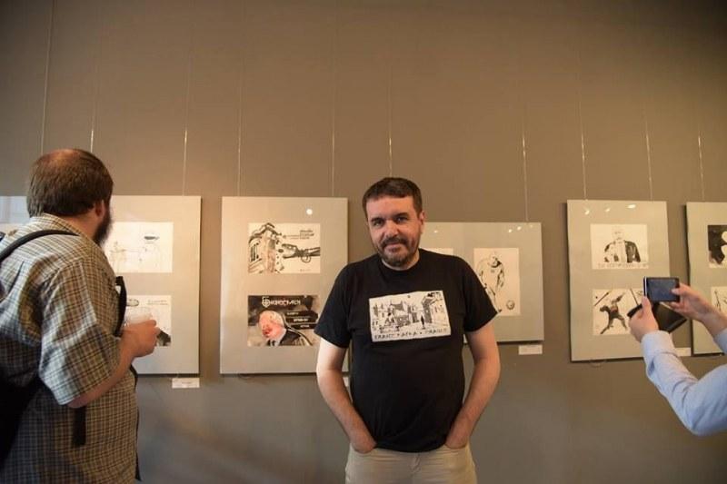 """Изложба - пътешествие през 40 емблематични места в Пловдив в галерия """"Аетерна"""""""