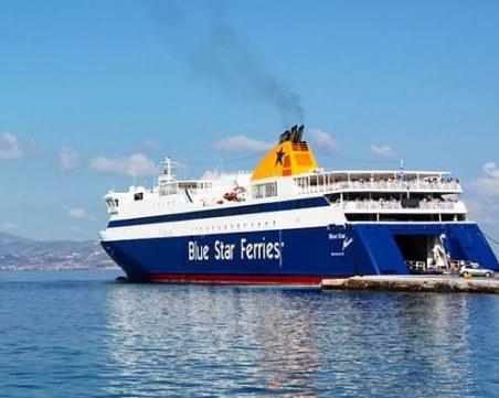 Гърция без фериботи, моряците стачкуват и днес