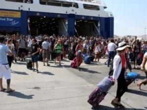 Прекратиха предсрочно стачката в Гърция