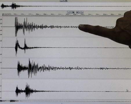 Земетресение разлюля Румъния