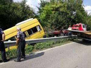 15 ранени остават в болница след тежката катастрофа вчера, 4-ма са в тежко състояние