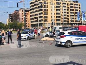 Митко от 109-и блок е загиналият моторист на Форума* СНИМКИ