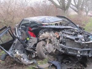Тежка катастрофа на пътя Габрово – Севлиево! Загина млада жена