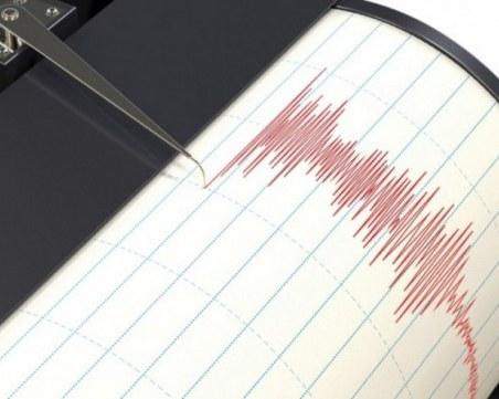 Земетресение разтресе Македония и Гърция