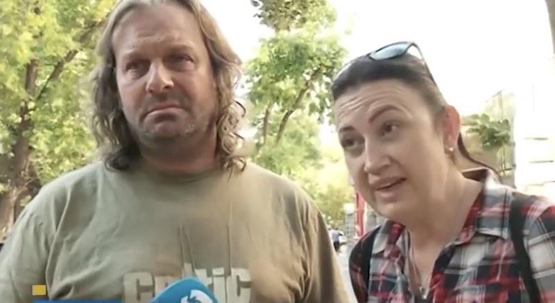 Проговори пловдивчанката, ударена от шофьор на джип