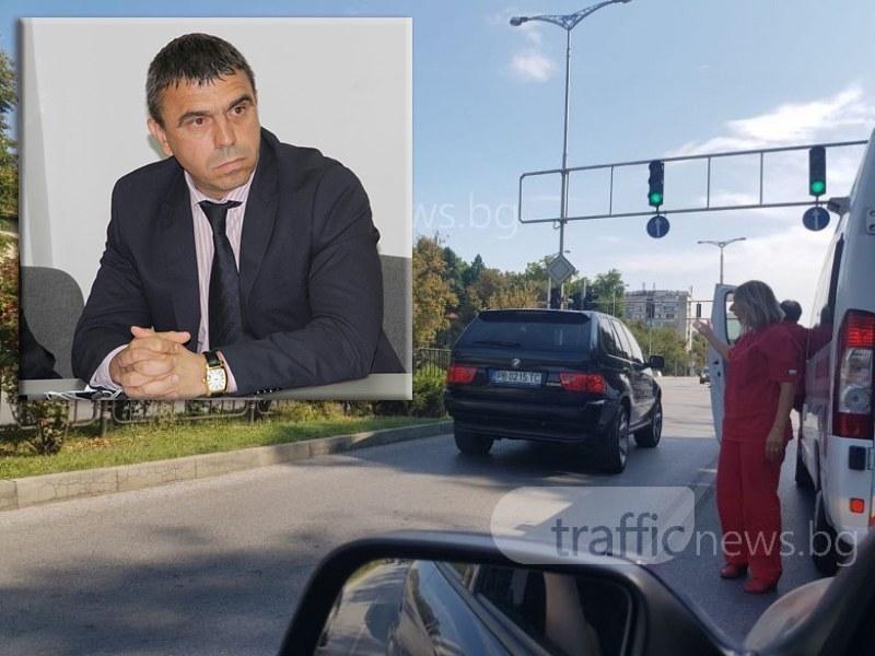 Шофьорът на джип, обвинен в побой в Пловдив, е невинен! Няма свидетели на скандала