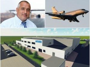 Бойко Борисов идва в Пловдив! Реже лентата на нов френски завод за самолетни части