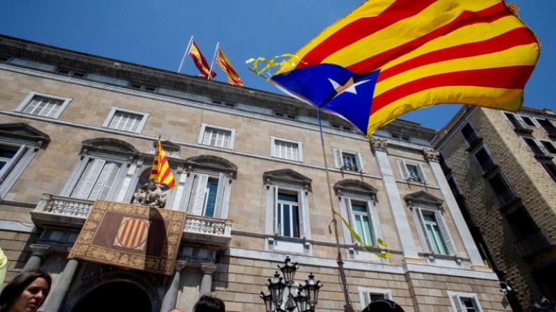 Един милион каталунци се вдигнаха на протест, искат отцепване от Испания