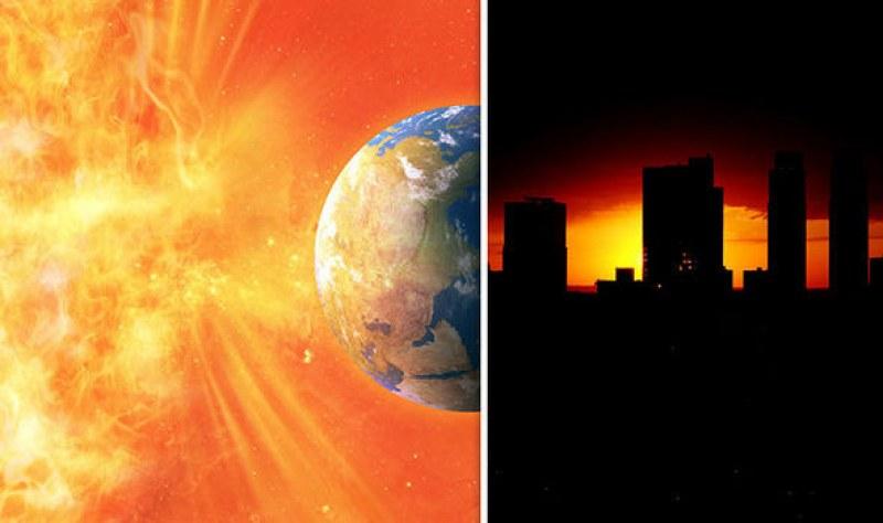 Мощна магнитна буря удря Земята утре