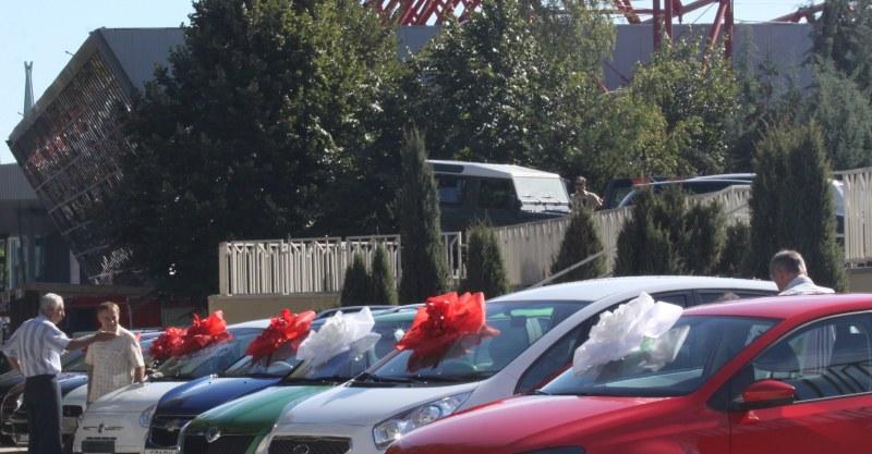"""Посетител на есенното изложение """"Ауто сити Пловдив"""" ще спечели лека кола по избор"""
