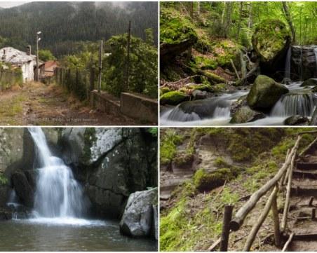 Фотинските водопади – една приказна разходка само на 70 км от Пловдив СНИМКИ