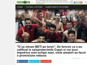 Атлетик Куклен взриви световните медии, играчите излизат пияни срещу Левски СНИМКИ