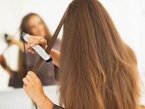 Изправяне на косата – как да намалите увреждането й?