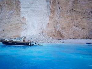 Който видял, видял! Затварят за посетители красивия гръцки плаж Навагио
