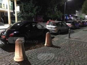 Глобите не плашат гъзарите! Лъскави возила окупираха улицата пред Морадо СНИМКИ