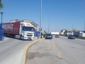 Идва ли краят на разбитите пловдивски улици от камиони? Камери мерят тежестта на тировете