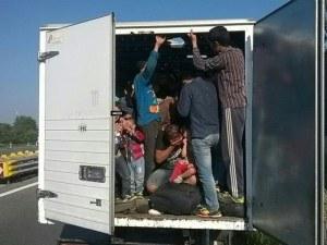Кой ще защити българските шофьори от атаките на бежанците?