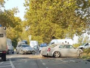 Разчистиха пътя Пловдив-Пазарджик след тежката катастрофа