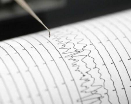 Земетресение разтресе Румъния тази сутрин