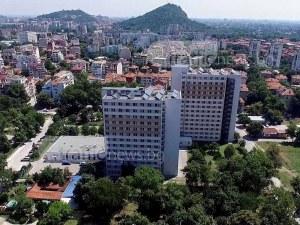 Голям интерес към 3-звездните общежития на студентите от Медицинския ВИДЕО