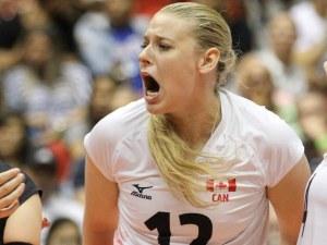 Волейболната Марица привлече канадска националка