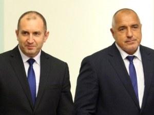 Борисов отвърна на президента: Или да си прави партия, или да оглави БСП