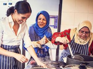 Кулинарната книга на Меган Маркъл - сред най-продаваните в света