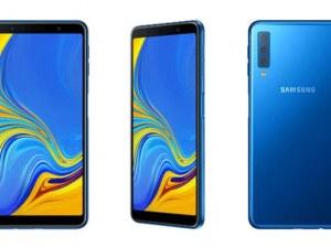 Samsung представи първия телефон с тройна основна камера СНИМКИ