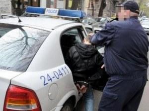 Шофьор хвана за гушата друг след лека катастрофа в Пловдив