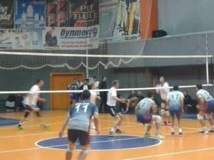 ВК Строител отново организира приятелски турнир преди сезона