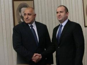 Борисов успокоява скандала с Радев, ще съгласува новия главен секретар на МВР