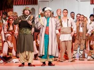 Местят представление от Античния театър заради лошо време