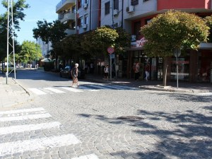 Обновиха над 200 пешеходни пътеки в Пловдив СНИМКИ