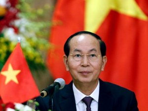 Почина виетнамският президент