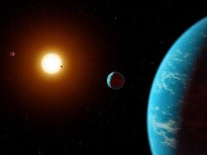 """Телескопът """"Тес"""" на НАСА откри две екзопланети"""