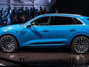 Audi показа първия си електромобил, ето колко ще струва ВИДЕО